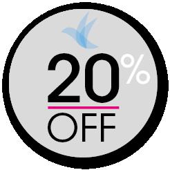 20% Off Summer Offer
