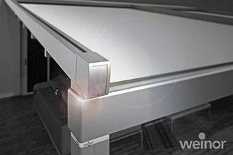 Pergotex II tear-resistant PVC