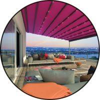 Weinor Fabric & Frame colour