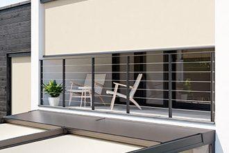 Protected balconies